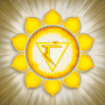 energy healing: Solar Plexus Chakra