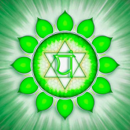 energy healing: Heart Chakra