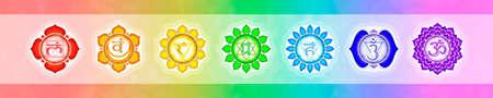 prana: The Seven Chakras Banner