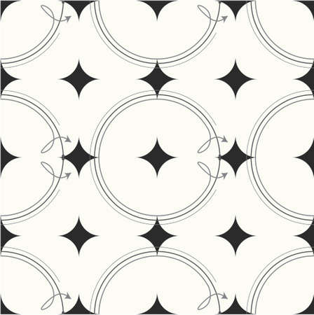 Vector  pattern Modern stylish texture Repeating abstract background  Vector