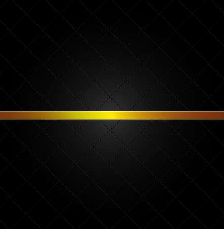 テクスチャーのメタリックとゴールド ライン背景図の線します。