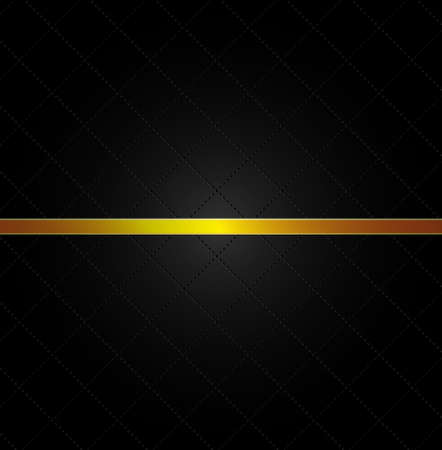 Line Texture Metallic And Gold Line background - Illustration