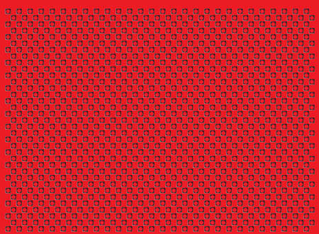 reticulation: Red Metal  abstract background style Illustration