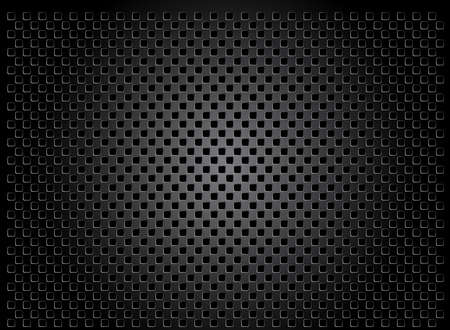 reticular: Metal abstract background style vector illustration.