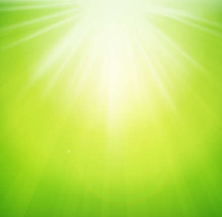 Abstract Background with a summer sun burst Illustration
