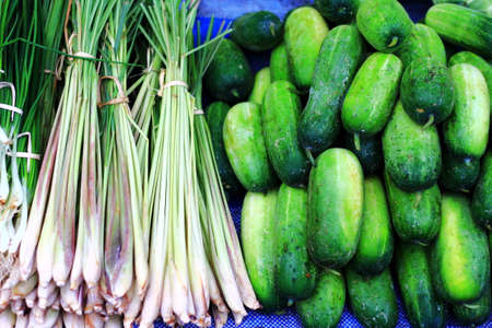 cucumber Lemongrass photo