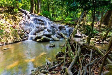 manora: Sra Nang Manora Phangnga Nation forest waterfall park