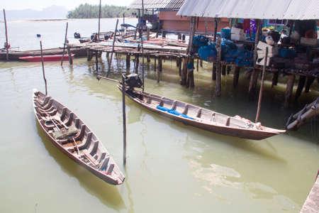 destinos: Puerto Tailandia paisaje local de viajes y destinos