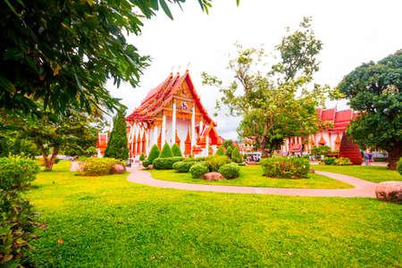 chalong: Wat Chalong Phuket Landmark Temple