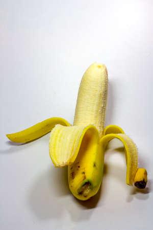 yellow: banana yellow Stock Photo