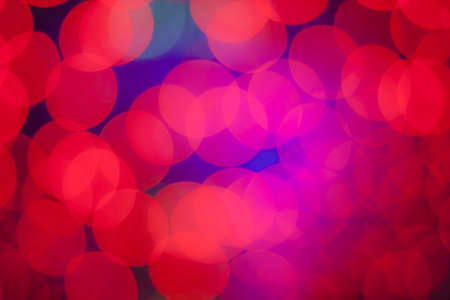 Abstract blurred circle bokeh light,use for background