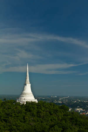 Khao wang at Petchburi photo