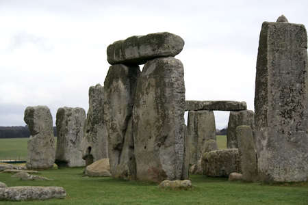 Stonehenge Rocks , United Kingdom photo