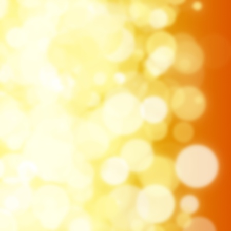An abstract background with bokeh effect