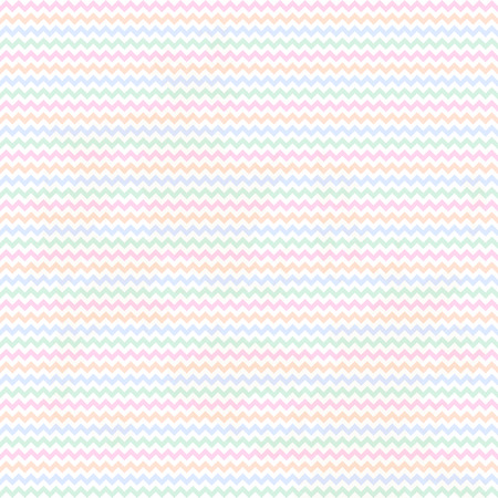 A seamless pattern with zigzags and dirty spots Vector