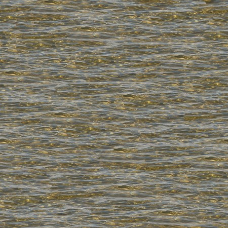 Shallow Clear Lake Water Seamless Pattern - this image can be composed like tiles endlessly without visible lines between parts Stock Photo