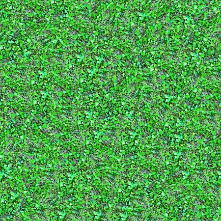 seamless tile: Ivy Seamless Pattern - this image can be composed like tiles endlessly without visible lines between parts