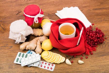 Natural medicine - a safe and effective treatment for colds