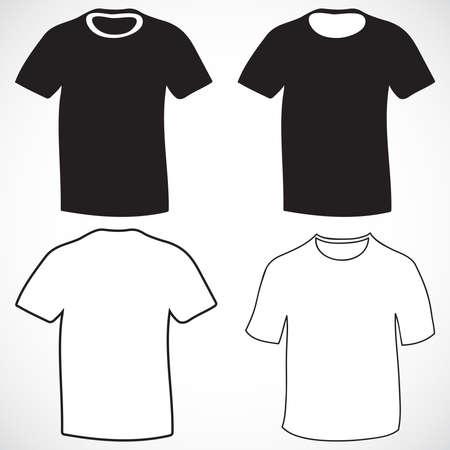 Men t-shirt design template