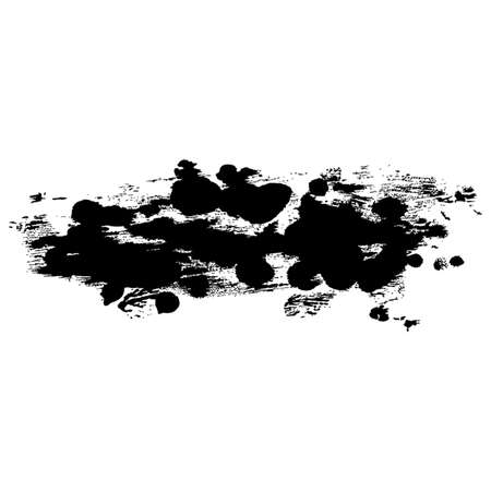 vector brush strokes collection