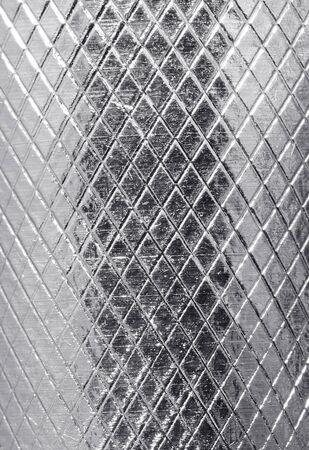 brushed aluminium: Metal plate steel background.Hi res Stock Photo
