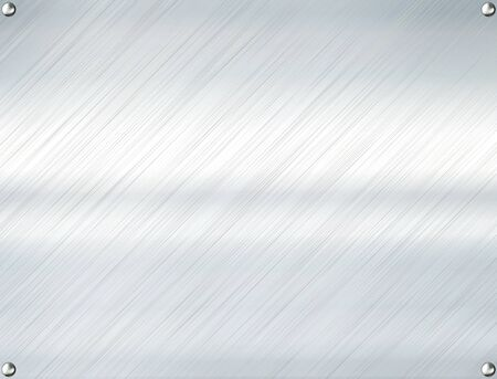 durable: Metal plate steel background. Stock Photo