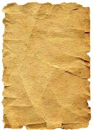 patched: Old paper texture.Vintage grungy texture . Stock Photo
