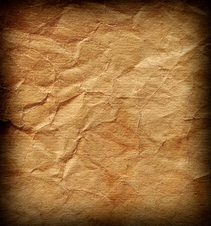 Old paper texture. Vintage grungy texture. photo