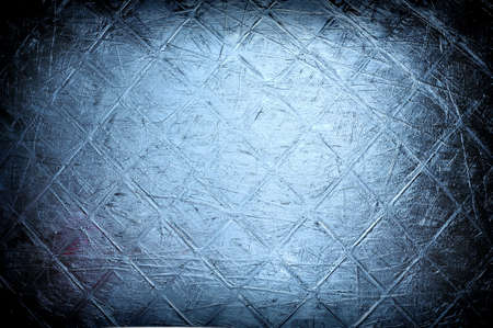 hi res: Grunge blue plate steel background  Hi res texture Stock Photo