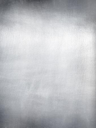 Metalen plaat staal achtergrond Stockfoto