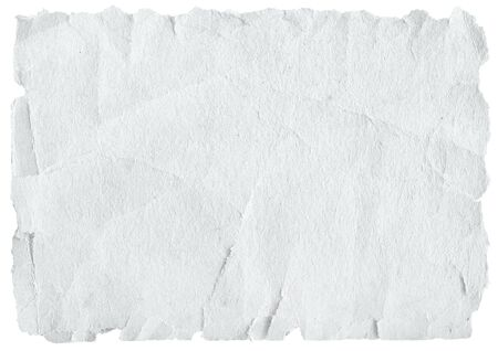 folded paper: Paper texture