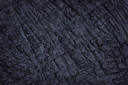 Resumen de la textura de piedra oscura.