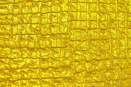 Creative luxury golden texture. Stock Photo