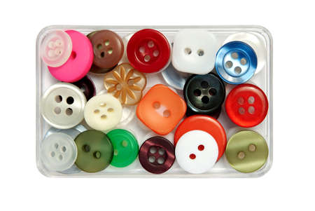 Tiny buttons Stock Photo - 7102331