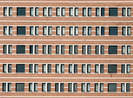 regimented: Modern office block