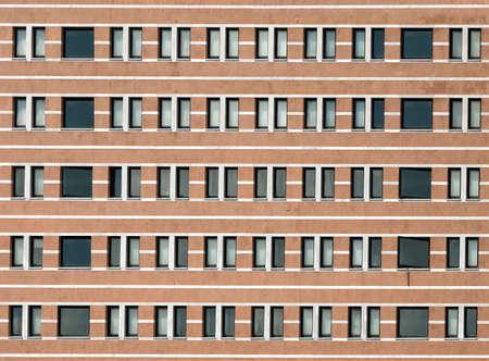 regimented: Modern office block
