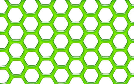 Green jelly grid Stock Photo - 7985672
