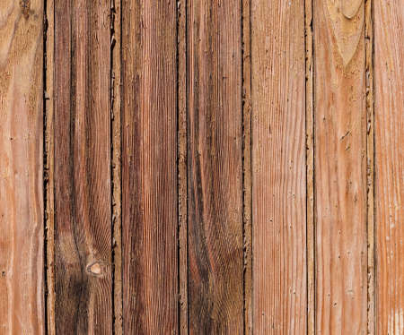 panelling: Aged wood panelling background Stock Photo