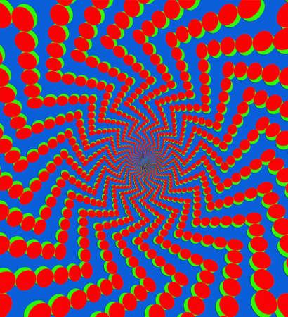 dazzling: Dazzling zigzag pattern