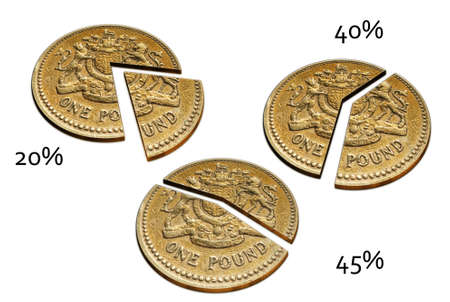 UK tax rates  photo