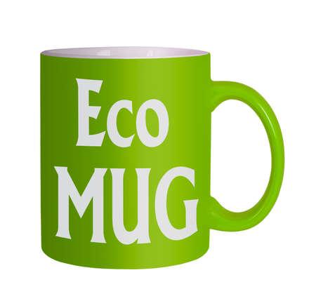 environmentalists: Perfect for environmentalists - green eco mug