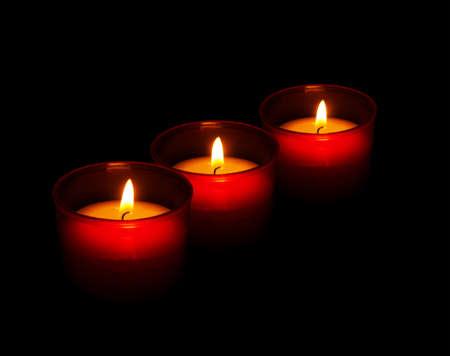 votive candle: Votive candles