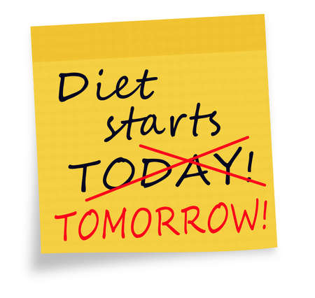 Diet tomorrow photo