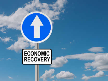 Economic recovery this way photo