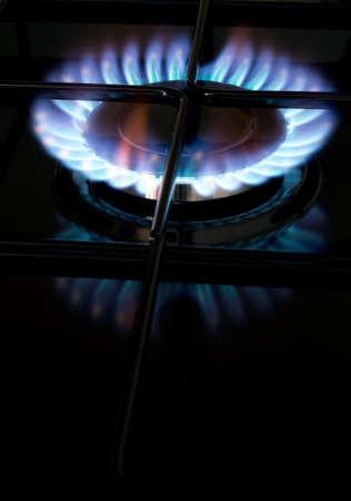 Domestic gas  Cooker hob  photo