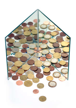 illusory: If only     Mirrors appear to multiply money  Economics metaphor - Multiplier effect