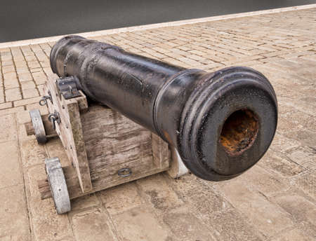 armaments: Looking down the barrel of ancient cannon