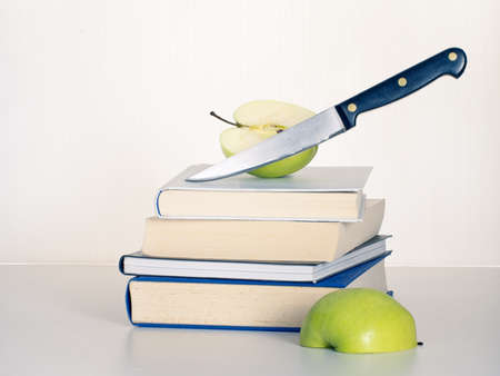 cost of education: Education budget cuts. Stock Photo