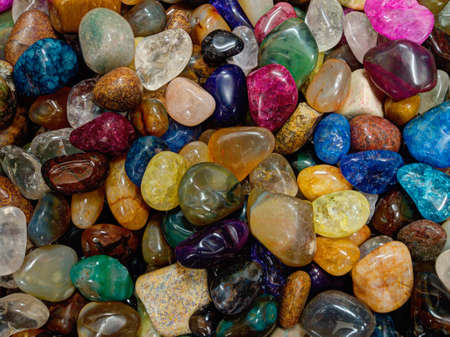 polished: Polished gemstones