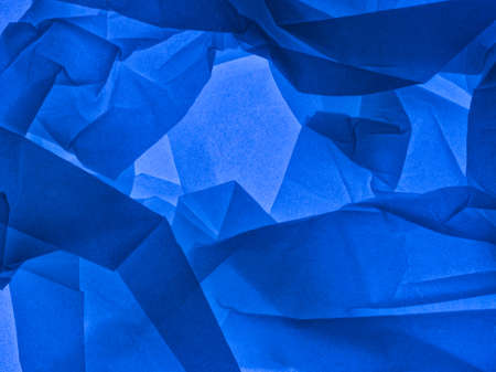 blue texture: Textured blue background, tissue paper.